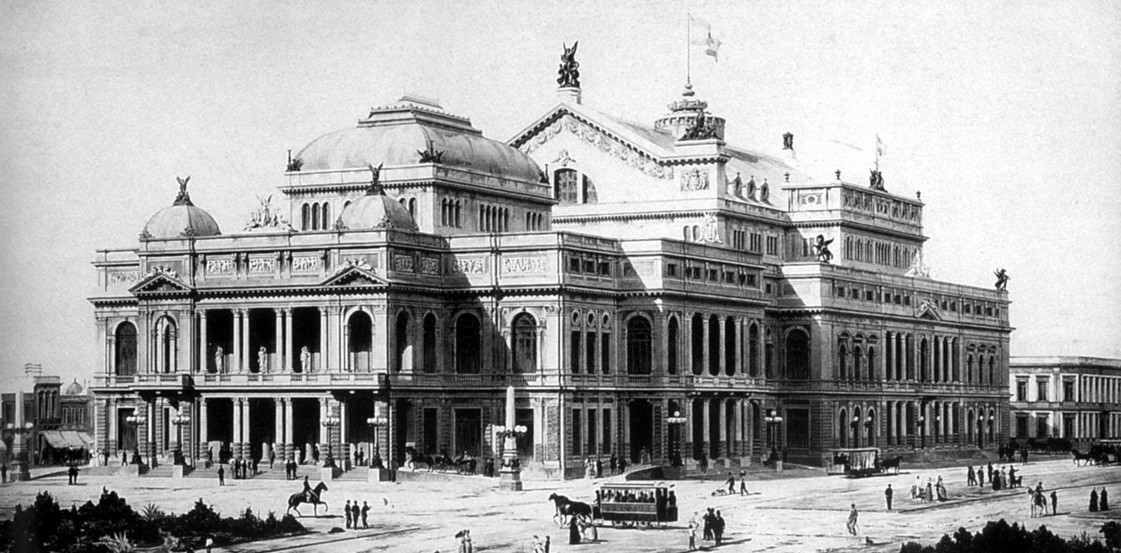 Image result for teatro colon