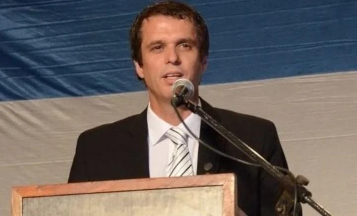 Enrique Cresto, mayor of Concordia in use of license, will be a pre-candidate of the Frente de Todos.