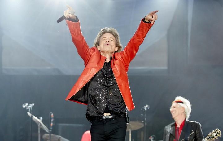 Imagen de archivo, Mick Jagger, imparable a los 75 años.