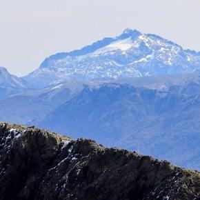 Para recorrer 45 kilómetros a pie por la Patagonia, nada mejor que el combustible de la emoción