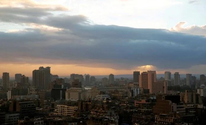 El Cairo. Donde estudió y se formó Mohamed Atta, el urbanista que se volvería terrorista. (Reuters)