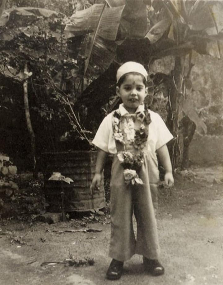 Freddie Mercury. Nació en Zanzíbar y pasó su infancia entre estas islas de Tanzania y la India.
