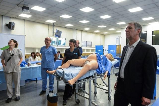 La simulación en el Instituto Nacional de Educación Técnica. Andrés D'elía.