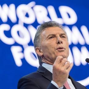En su hora más crítica, Macri recoge los frutos de la diplomacia financiera