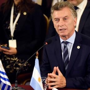 """Macri contra Maduro: """"Intenta burlarse de la democracia y el mundo lo sabe"""""""