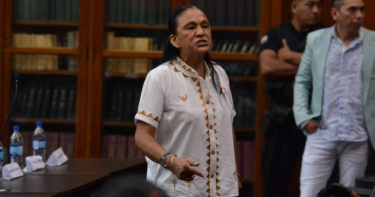 Milagro Sala le reclamó a Alberto que le otorgue el indulto