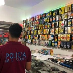 En la Ciudad hubo 40 detenidos en enero por vender celulares robados