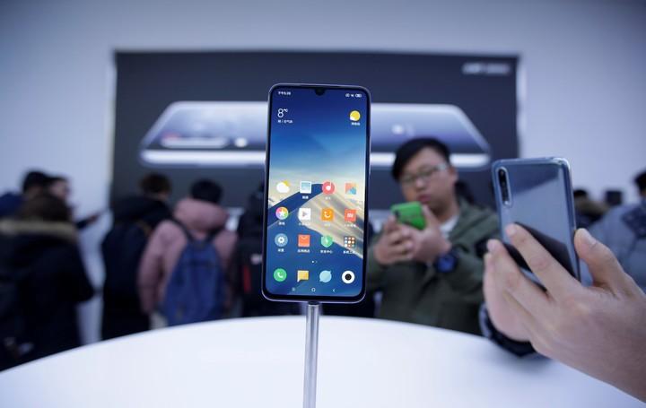 Xiaomi Mi 9 fue lanzado en febrero de 2019. Foto: REUTERS.