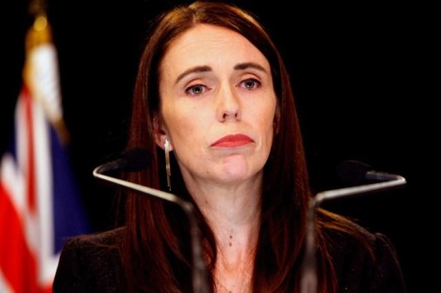 Jacinda Ardern gana unos 23.800 dólares estadounidenses como salario mensual. (AP/Nick Perry)