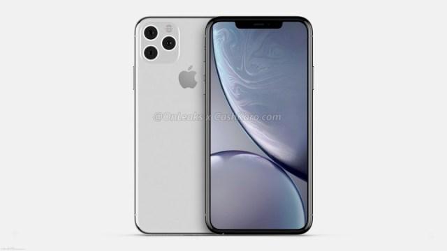 Algunas imagenes del nuevo iPhone XI (onleaks)