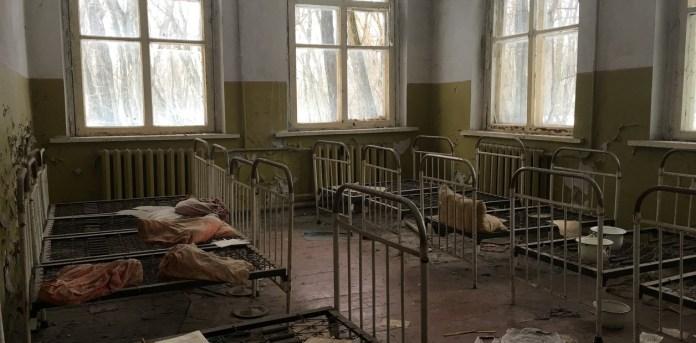 Aunque les dijeron que la evacuación era temporal, los habitantes de Pripyat nunca regresaron.  /  Fotos Pablo Salvatori