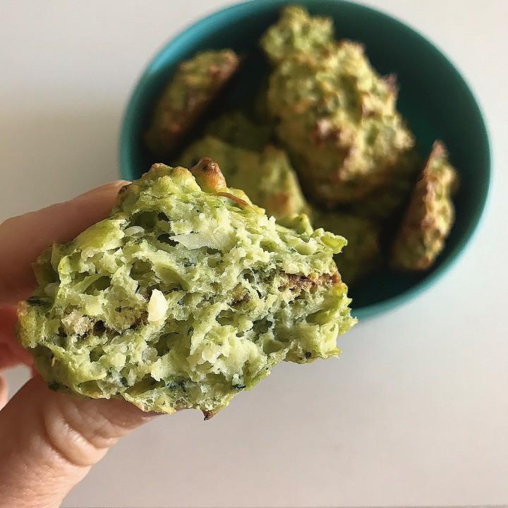 Con los troncos del brócoli se pueden hacer buñuelos (@antidelivery)