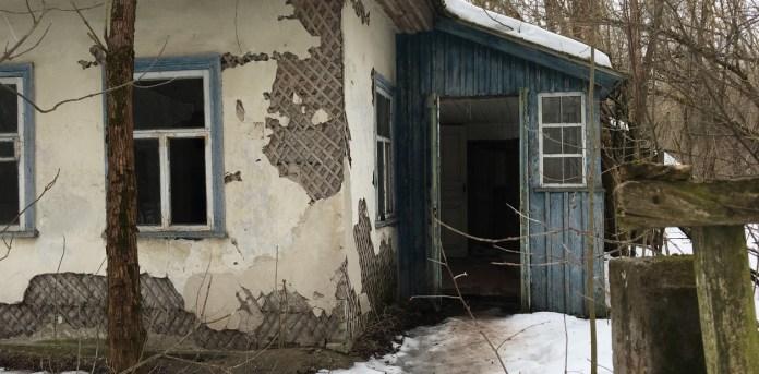 Muchos de los turistas que visitan los tranquilos prados de Chernobyl buscan un destello de significado.  /  Fotos Pablo Salvatori