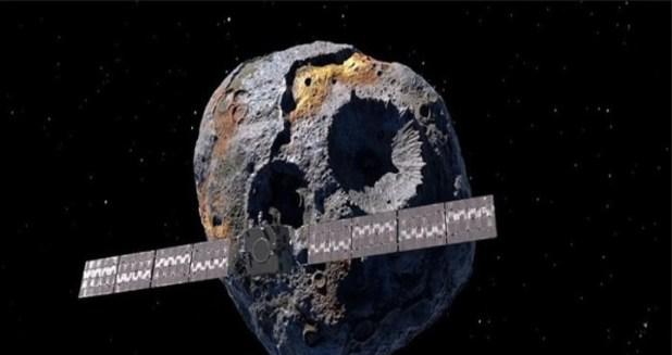 Este objeto espacial ubicado entre Marte y Júpiter, a unos 750.000 millones de kilómetros de la Tierra (NASA).