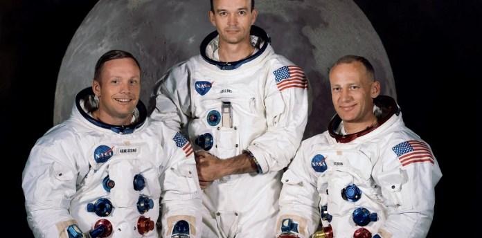 Resultado de imagen para Fotos: Neil Armstrong, Edwin E. Aldrin y Michael Collins, regresan a la Tierra en el Apolo 11