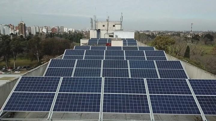 Ecológicos. Generan 29.000 KWh al año.