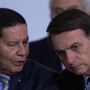 Jair Bolsonaro no mandará su vice a la asunción de Alberto Fernández y vendrá el ministro de Ciudadanía