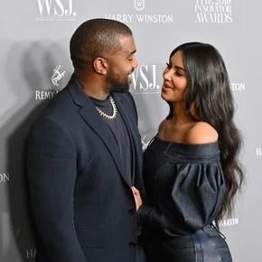 What separated Kim Kardashian and Kanye West?