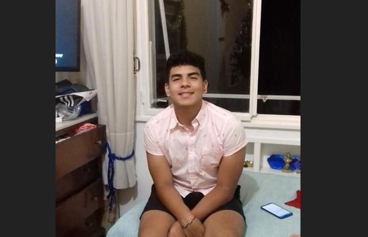 Fernando Báez Sosa tenía 18 años. Murió por los golpes que recibió en una pelea a la salida de un boliche en Gesell. (Facebook)