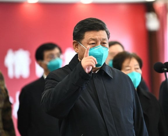 El presidente chino, Xi Jinping. Foto AFP