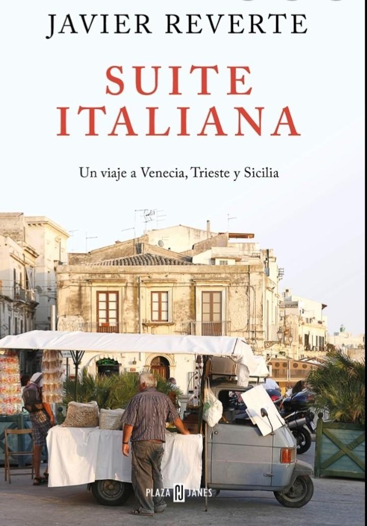 """Suite italiana"", de Javier Reverte."