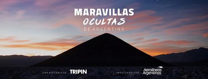 El documental recorre 8 paisajes ocultos de la Argentina en 3 minutos (Tr