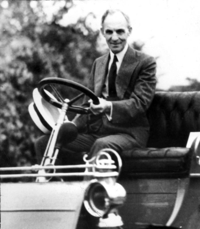 Henry Ford decía defender los derechos de los trabajadores.