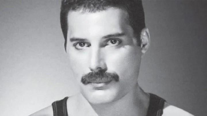 Freddie Mercury, con ojos Sanpaku.
