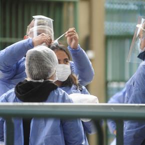 Coronavirus en Argentina: confirman otras 38 muertes y 2.635 nuevos casos, cifras récord para un día