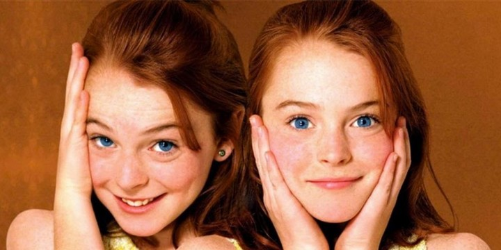Lindsay Lohan.  In his film debut he was 12 years old.  Early fame came accompanied by addictions.  Photo Clarín Archive