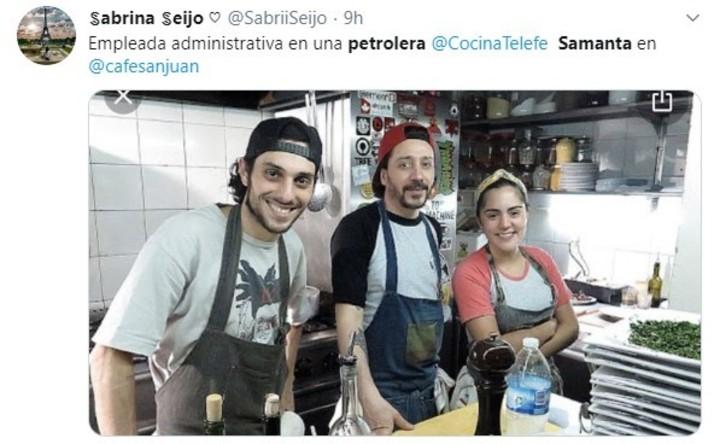 Bake Off Argentina La Frase De Samanta Casais Que Desperto Furia