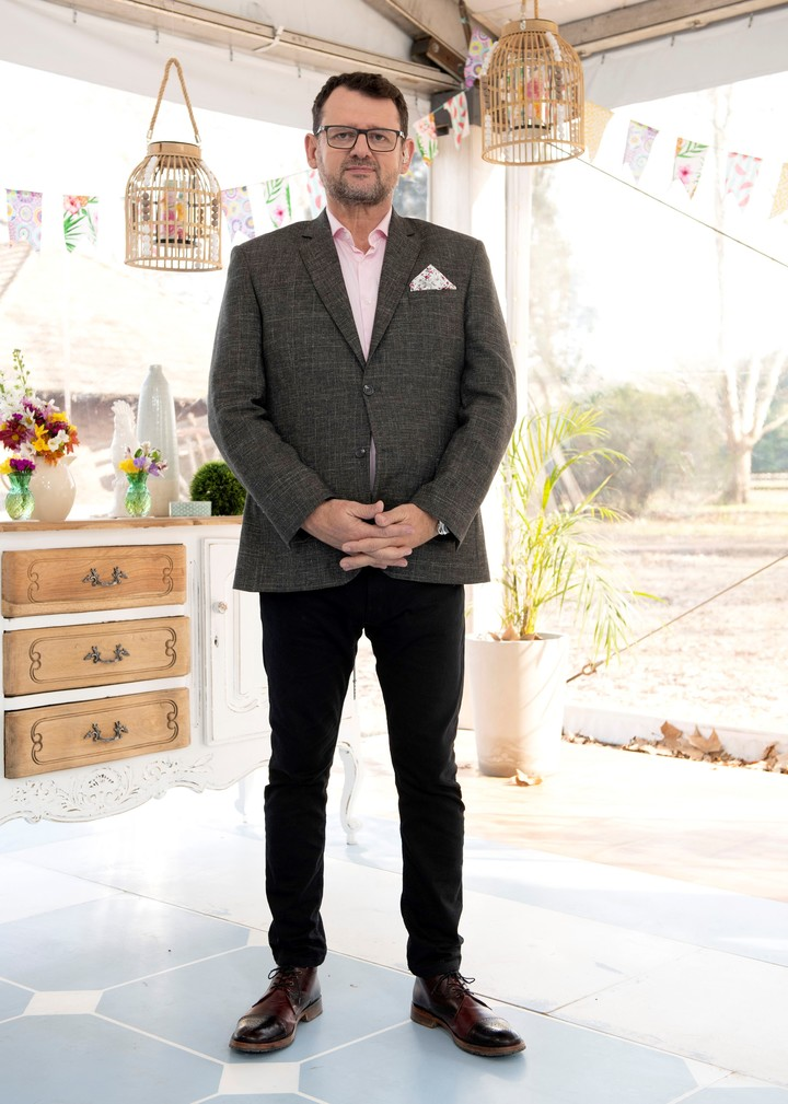 Christophe Krywonis Beats The Final Of Bake Off Argentina And