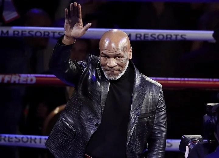 Mike Tyson had harsh criticism of Floyd.  Photo: EFE
