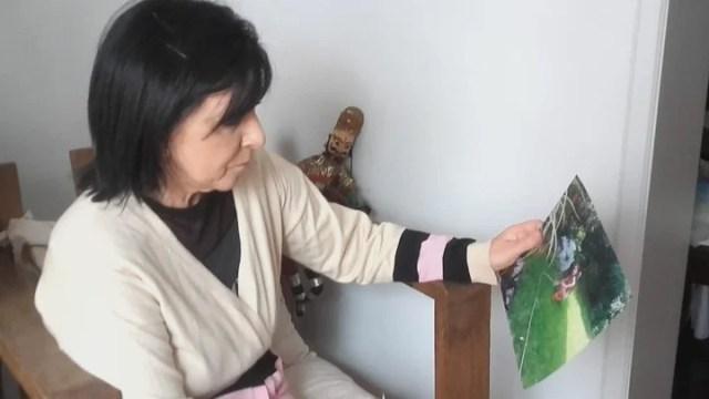 Elida Torrado tiene 71 años y no quiere resignarse a no volver a ver a su nieta.