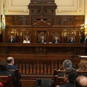 The Government advances in a project to create a Federal Court of Arbitrary Sentences