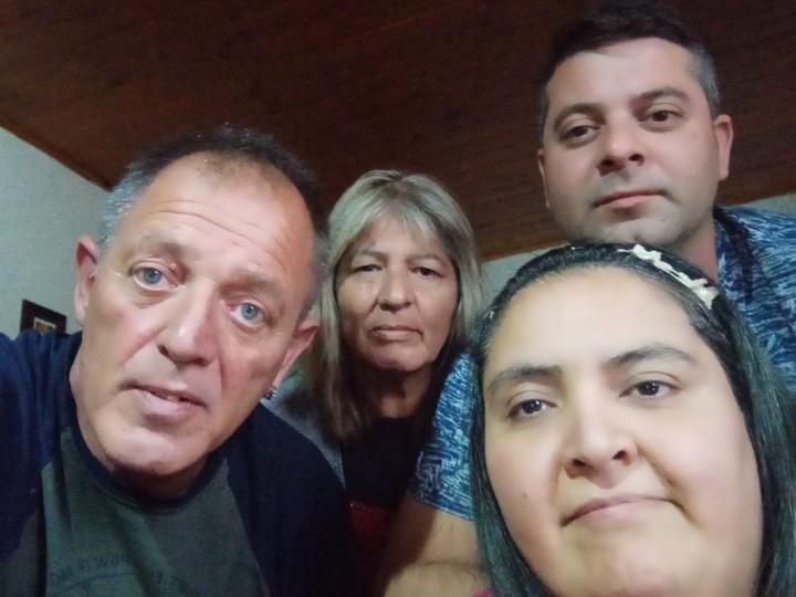 Familia de Solange Musse