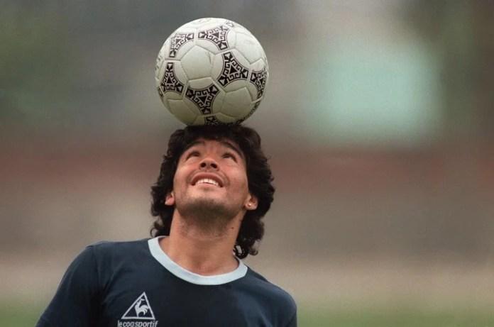 Diego Maradona se convirtió en una leyenda del fútbol mundial.