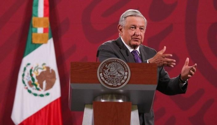 El presidente de México, Andrés Manuel López Obrador, descartó cualquier posibilidad de implementar beneficios fiscales o de cambiar su política monetaria. Foto: Claroscuro