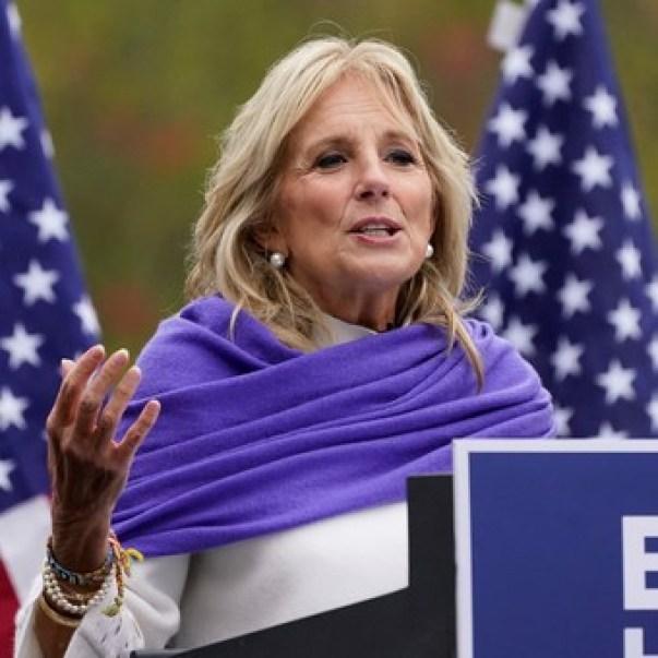 Elecciones en Estados Unidos: Jill Biden, la futura primera dama que quiere  seguir enseñando - Clarín