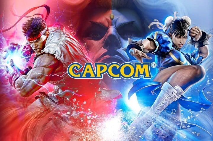 Ryu and Chun Li, the protagonists of Street Fighter V. Photo Capcom