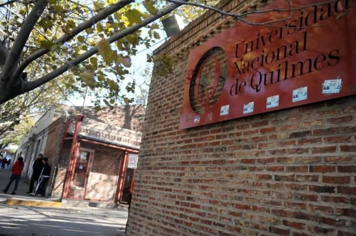 El novedoso software surgió en la Escuela Universitaria de Artes de la UNQ.
