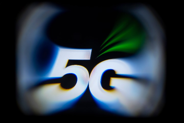 In the region, only 5 countries have 5G in their networks.  AFP photo.