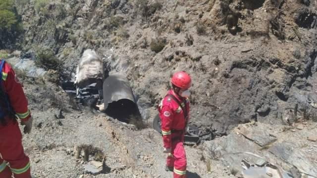 Dos argentinos murieron en un accidente en Tarija, Bolivia.