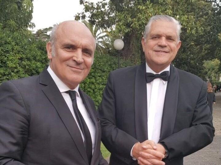López Murphy with José Luis Espert