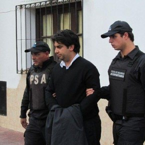 Container Mafia: Justice authorized Interpol to arrest an Argentine in the United States.