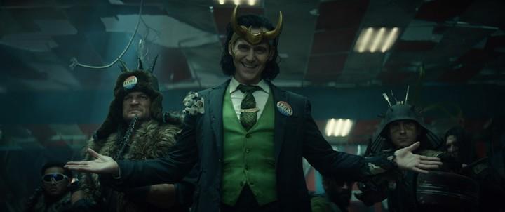 Loki is available on the Disney + platform.