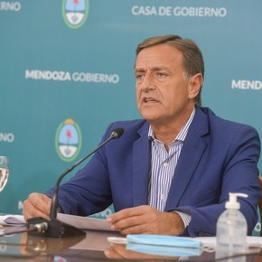 The Electoral Chamber endorsed the candidacy for senator of the governor of Mendoza