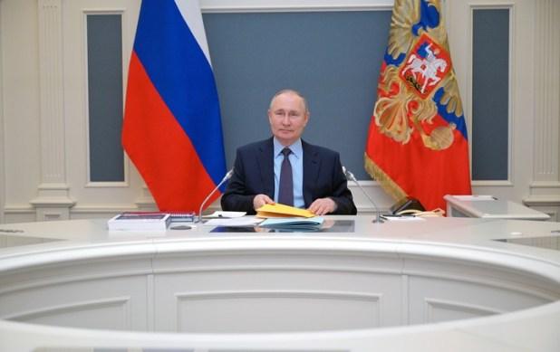 El presidente de Rusia, Vladimir Putin. Foto: REUTER
