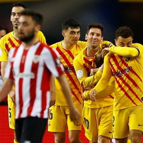 EN VIVO | Barça - Athletic Bilbao: seguí ONLINE la final, en directo | Copa  del Rey
