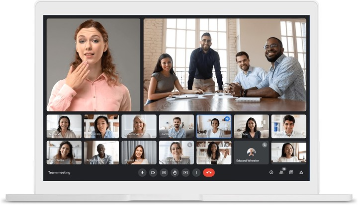 Google Meet, the video calling platform, will receive new features from September.